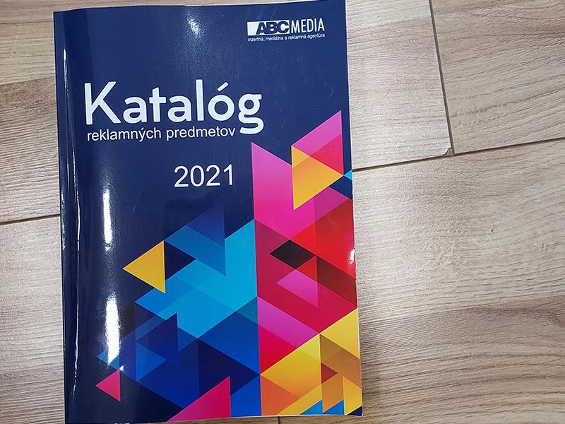 katalog reklamnych predmetov na rok 2021